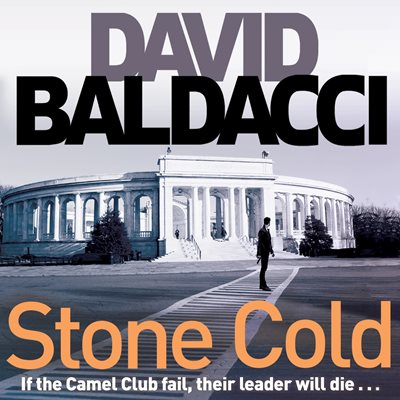 Book cover for Stone Cold